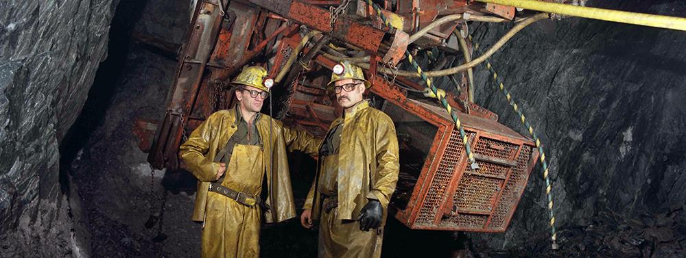 Alimak Miners